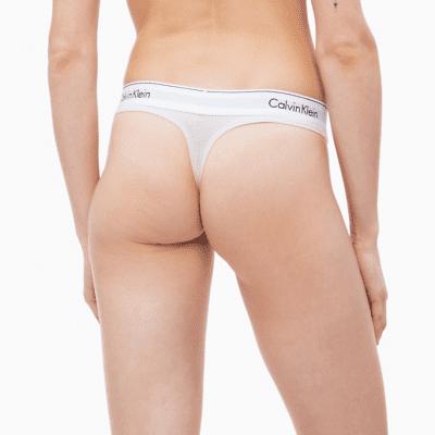 Foto van Calvin Klein string modern cotton F3786E Nymphs