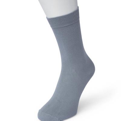 Foto van Bonnie Doon Cotton Socks 83422 GREY