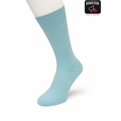 Foto van Bonnie Doon Cotton Socks 83422 POOL BLUE