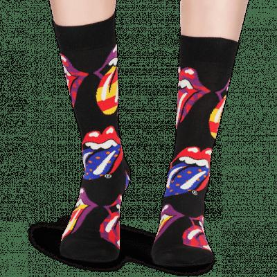Foto van Happy socks ROLLING STONES OUT OF CONTROL SOCK RLS01-9000