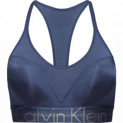 Foto van Calvin Klein push-up bralette QF4489E-8SB Blue Shadow