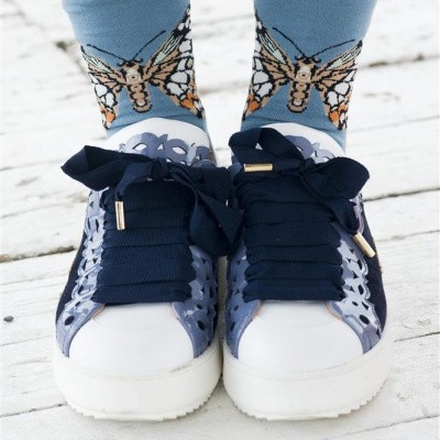 Foto van Bonnie Doon BN751109 big butterfly jeans