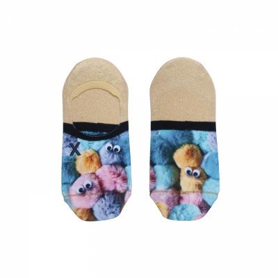 Foto van XPOOOS socks 72039 FOOTIES FLUFFY INVISIBLE