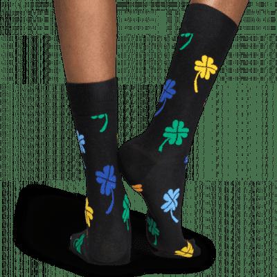 Foto van Happy socks BIG LUCK SOCK BLU01-9000