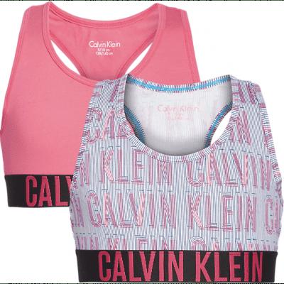 Foto van Calvin Klein girls 2PK BRALETTE G80G800261 0J5