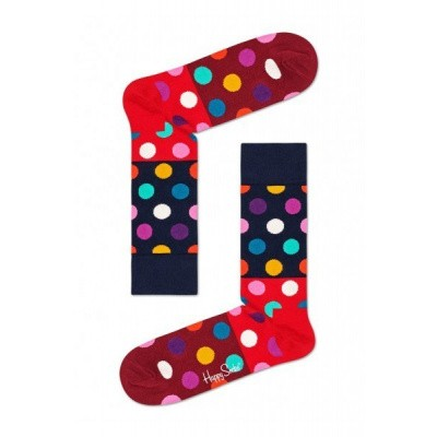 Foto van Happy socks BDB01-4300 BIG DOT