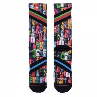 Foto van XPOOOS socks 60231 PARKING TEST