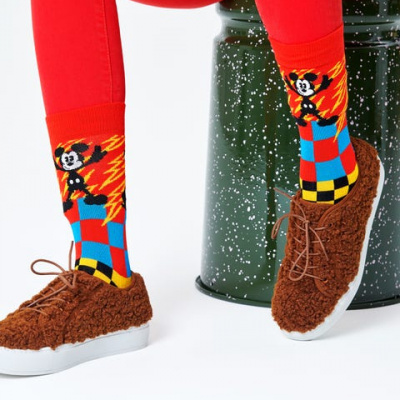 Foto van Happy socks DISNEY MICKEY-TIME DNY01-4301