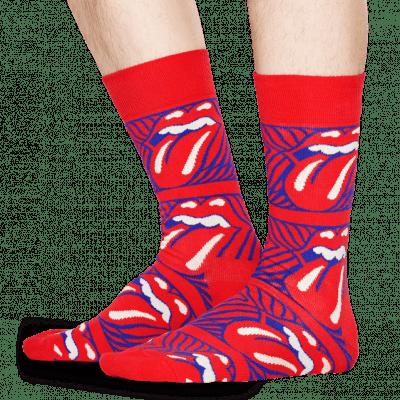 Foto van Happy socks ROLLING STONES STRIPE ME UP SOCK RLS01-4300