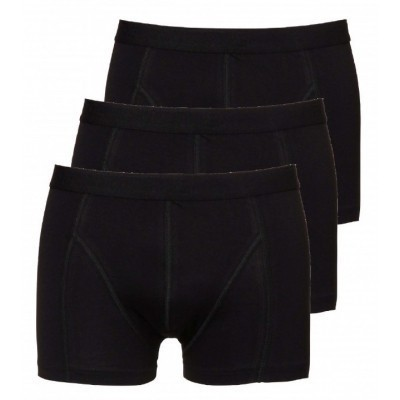 Foto van Ten Cate Men Multipack Short BLACK 30223