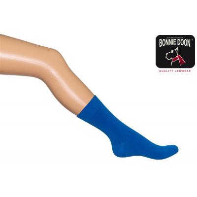 Foto van Bonnie Doon Cotton Socks 83422 DELFTS BLUE