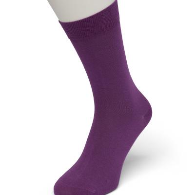 Foto van Bonnie Doon Cotton Socks 83422 CONCORD GRAPE