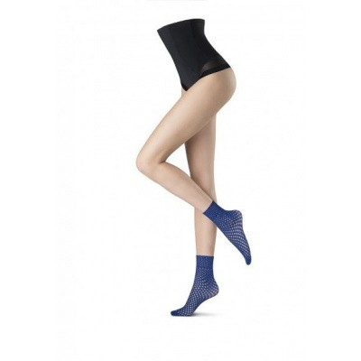 Foto van Oroblu Socks Fishnet Mix 2 paar VOBC65879 black
