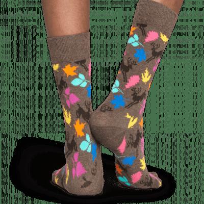 Foto van Happy socks DEER SOCK DEE01-8000
