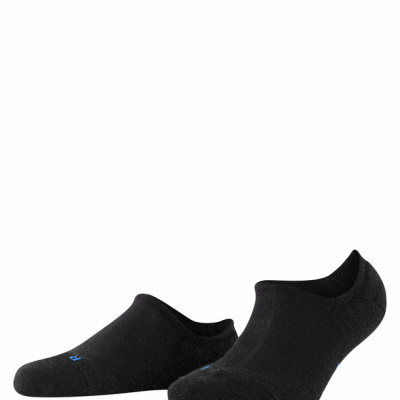 Foto van Falke KEEP WARM sneaker sok 13378 BLACK