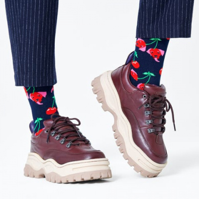 Foto van Happy socks CHERRY DOG SOCK CHD01-6500