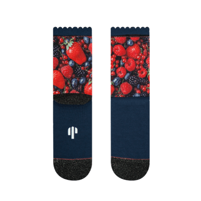 Foto van SOCK MY FEET sock my fruit