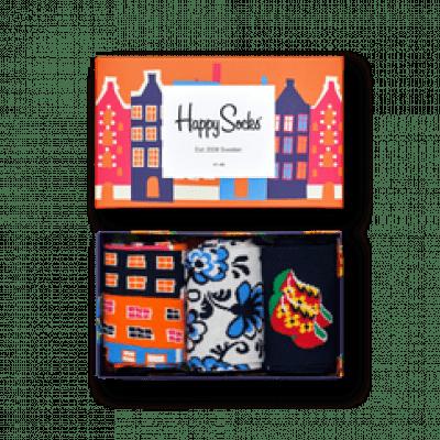 Foto van Happy Socks DUTCH EDITION GIFT BOX SXDUT08-0100