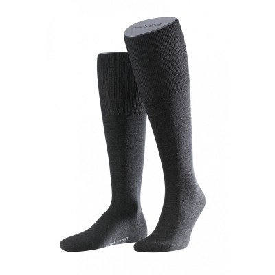 Falke Airport kniekous 15435 anthracite