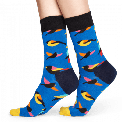Foto van Happy socks BIRD SOCK BIR01-6000