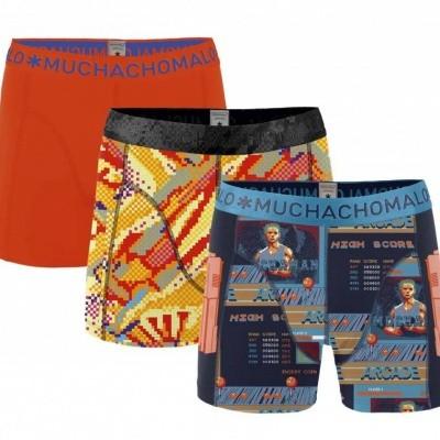 Foto van Muchachomalo boys 3 pack 1010JHIGHS07