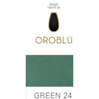 Oroblu ALL COLORS 50 LEGGING VOBC01190 GREEN 24