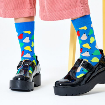 Foto van Happy socks PEAR SOCK PEA01-6300