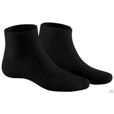 Foto van Kunert homesocks sneaker 540610 en 860610 zwart