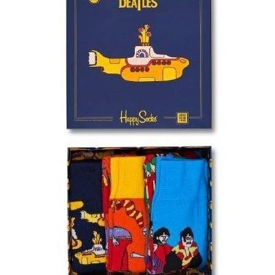 Foto van Happy Socks Gift Box BEATLES XBEA08-6000