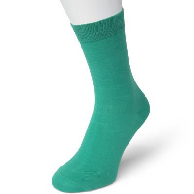 Foto van Bonnie Doon Cotton Socks 83422 TROPICAL GREEN