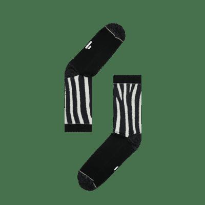 Foto van SOCK MY FEET sock my zebra
