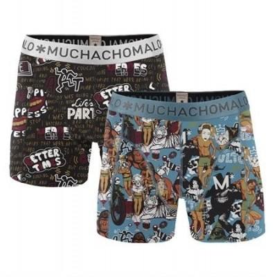 Foto van Muchachomalo boys 2 pack 1010JMUCHAX04