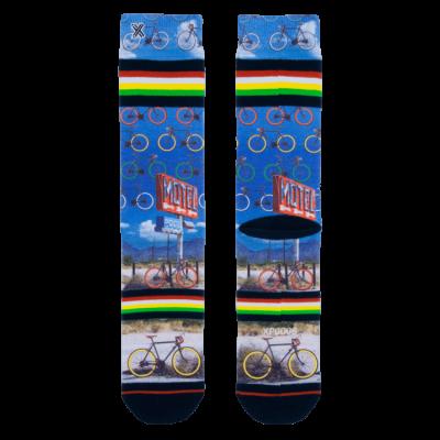 Foto van XPOOOS socks 60226-7000 BIKE TRIP