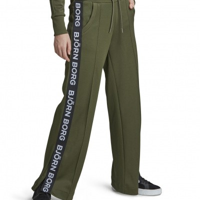 Foto van BORG WIDE TRACK PANTS FOREST NIGHT