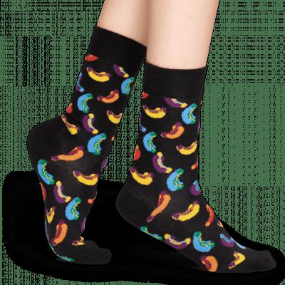 Foto van Happy socks HOTDOG SOCK HOT01-9000