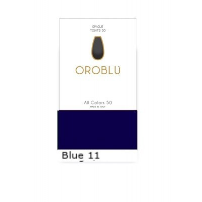 Foto van Oroblu ALL COLORS 50 legging blue 11