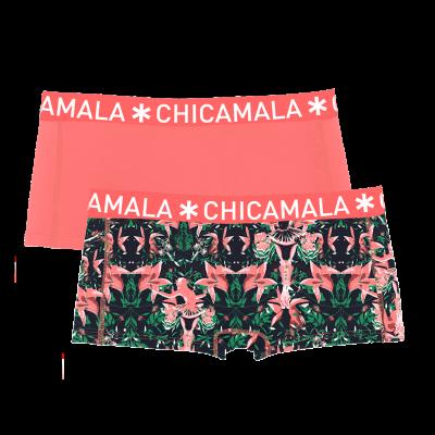 Foto van Chicamala GIRLS 2-PACK SHORT BCORE BCORE1215-01J