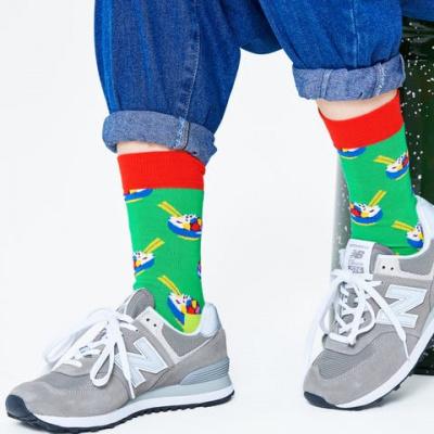 Foto van Happy socks POK01-7300 POKE BOWL SOCK