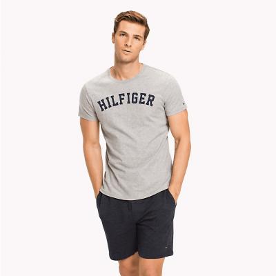 Foto van Tommy Hilfiger t-shirt Ronde hals UM0UM00054 004