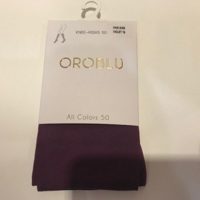 Foto van Oroblu ALL COLORS SOCKS vobc655561 Violet 19