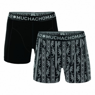 Foto van Muchachomalo Cotton Modal 2 pack 1010LEGUA01