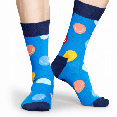 Foto van Happy socks SMI01-6000 Smile Sock