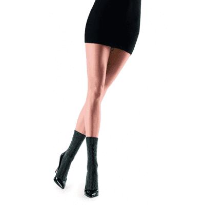 Foto van Oroblu socks Gwen ORFCB30S black melange