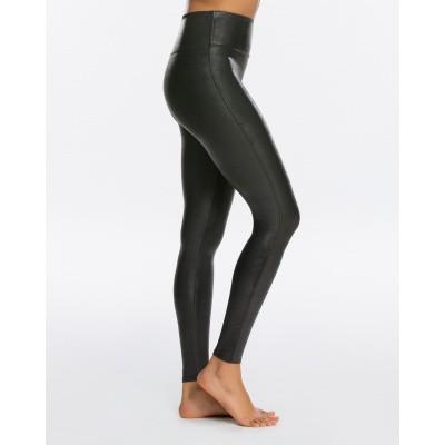 Foto van Spanx FAUX leather leggings 2437 black