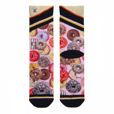 Foto van XPOOOS socks 70195 SOCK DONUT DOLLY