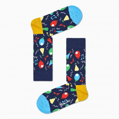 Foto van Happy socks PAR01-6500 PARTY SOCK