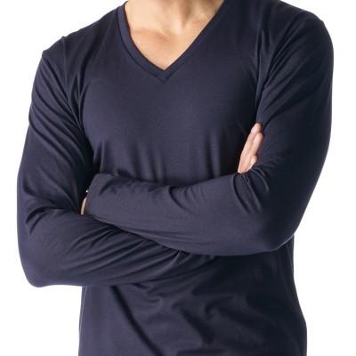 Foto van Mey heren shirt met lange mouw Art. Nr. 46520-639 / Style 87458