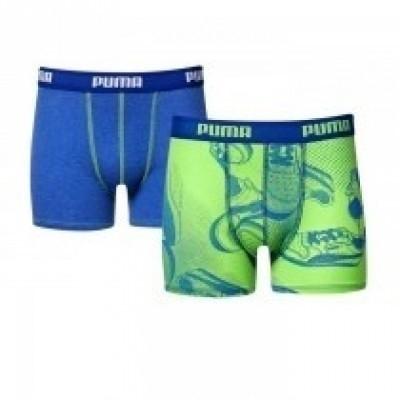 Foto van Puma kids 2 pack boxer 565001001 513