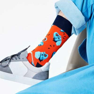 Foto van Happy socks CLEAN ELEPHANT SOCK CEL01-4300