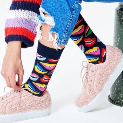 Foto van Happy socks LIPS SOCK LIP01-6500